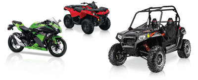 OEM Kawasaki Parts, OEM Can-Am Parts and OEM Polaris Parts