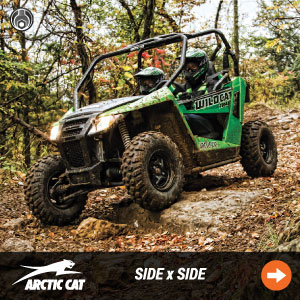 Arctic Cat Side x Side Parts