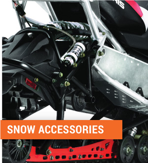 Aftermarket Snowmobile Accessories