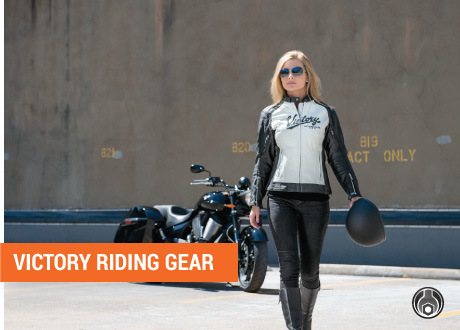 OEM VICTORY RIDING GEAR & APPAREL