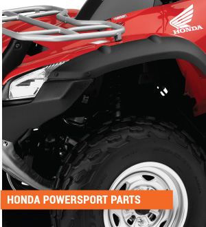 OEM Honda Powersport Parts