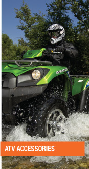 OEM Kawasaki ATV Accessories